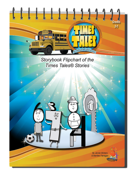 Times Tales® Classroom Workbook Deluxe