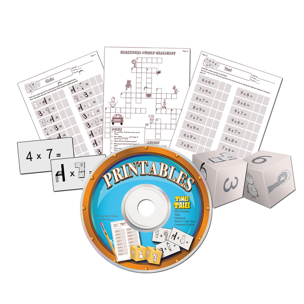 Times Tales® Digital - Multiplication Help