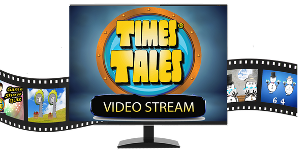 Times Tales® Video Streaming FREE Sample - Memorize 9x6, 9x7, 9x8 & 9x9 in about 15 minutes!