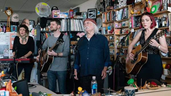 The Lighthouse Band - Tiny Desk Concert is finally available.
