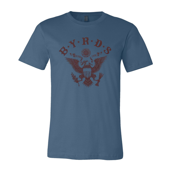 The Byrds Tee (Indigo)