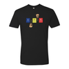 CPR: Color Block Guitar T-Shirt