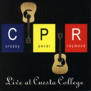CPR: Live at Cuesta College [CD]