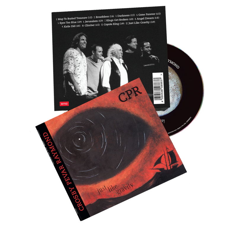 CPR: Just Like Gravity Remastered [CD]