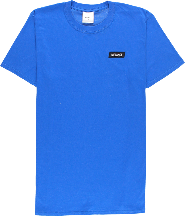 MELANGE - Royal Blue T-shirt