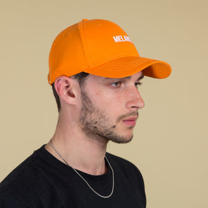 Orange Classic Baseball Cap