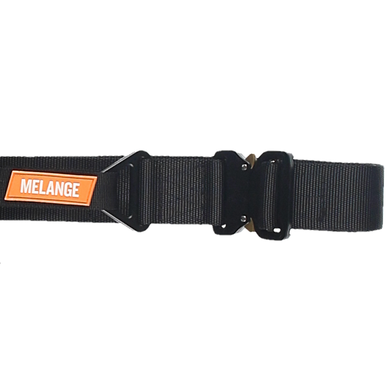 Black Tactical Belt