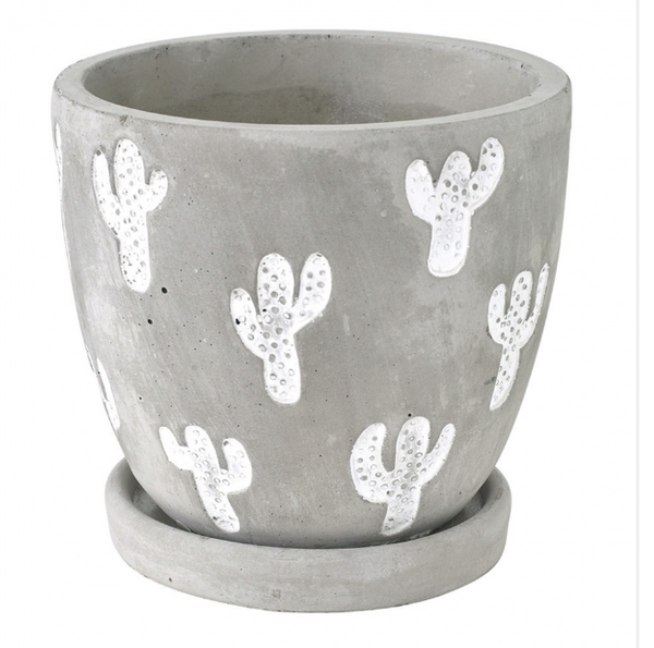 Elemental Ceramic Planter