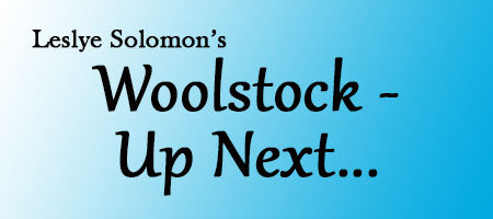 Woolstock Up Next