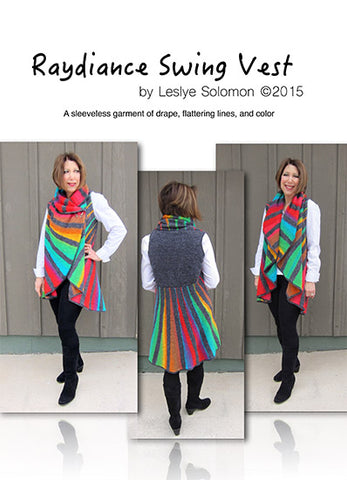 Raydiance Swing Vest by Leslye Solomon - Digital Download