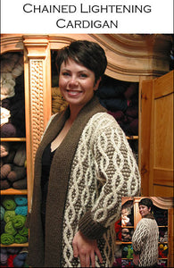 Chained Lightening Cardigan