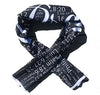 Pray Without Ceasing Prayer Scarf