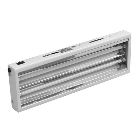 LuxStar 2ft 2 Bulb T5 Fluorescent Light