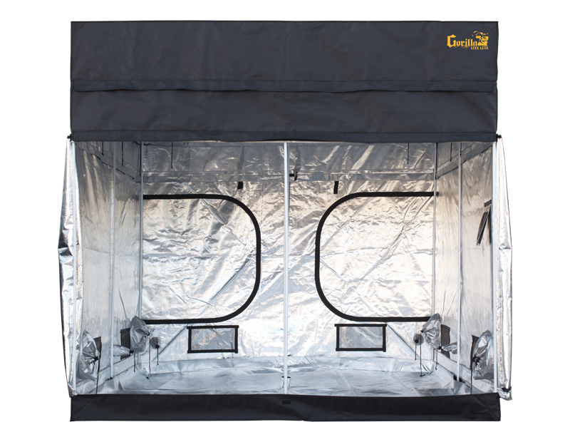 Gorilla Grow Tent 8x8 LITE  sc 1 st  MJ Richards Grow Supply & Gorilla Grow Tent 8x8 LITE | MJ Richards Grow Supply | MJ Richards ...