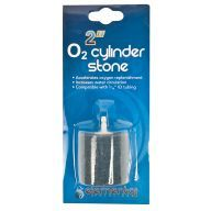 Elemental Solutions O2 Cylinder Stone, 2""