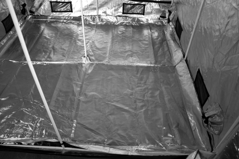 Gorilla Grow Tent 9x9 Heavy Duty