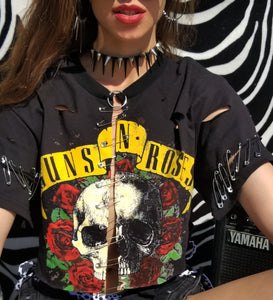 Guns and Roses crop