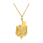 GI Pendant Necklace - Free Shipping
