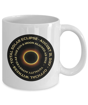Total Solar Eclipse Coffee Mug