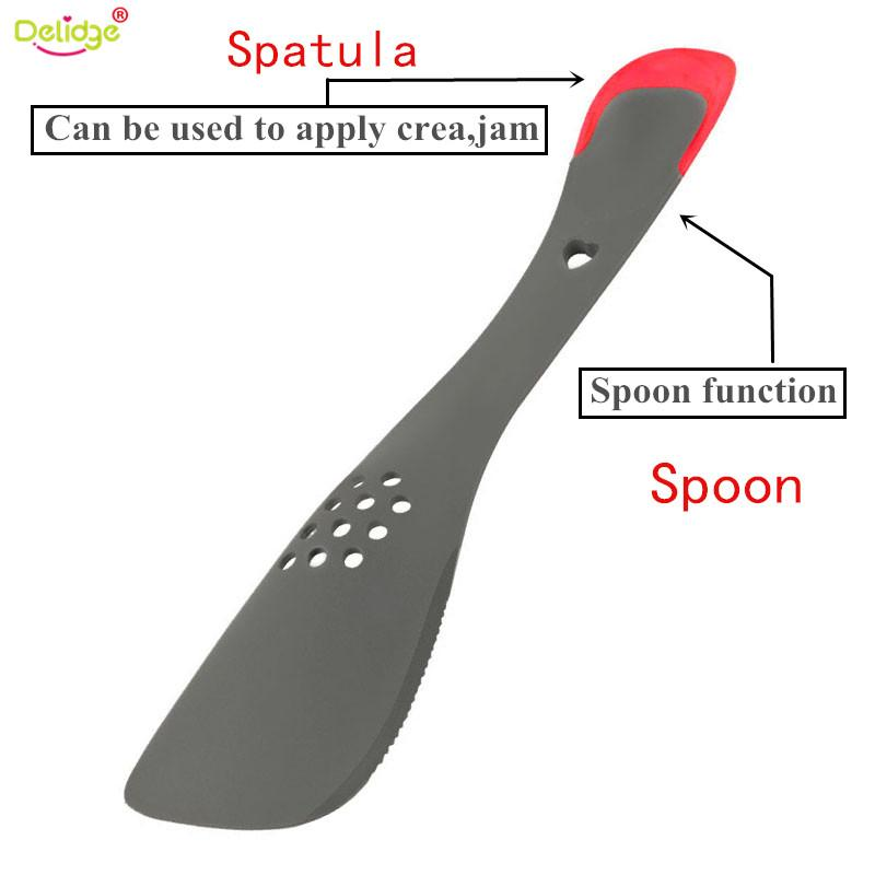 Kitchen - 5 In 1 Spatula