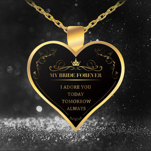 Necklace - My Bride Forever Necklace