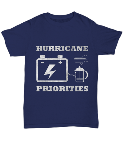 Shirt / Hoodie - Hurricane Priorities T-Shirts
