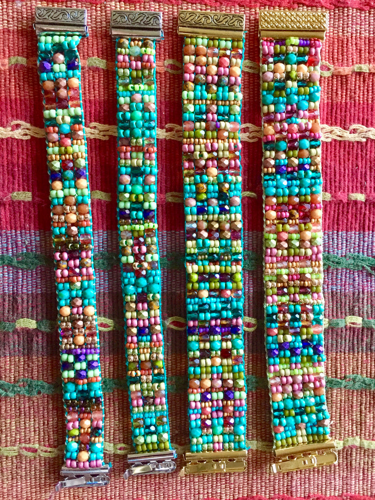 Weave-Along 25: The Rosalie Bracelet