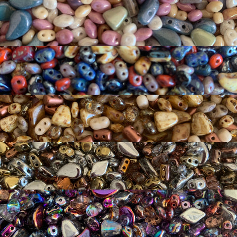 Czech bead mixes