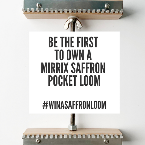 the saffron pocket loom