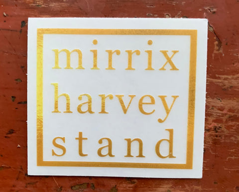 Harvey stand