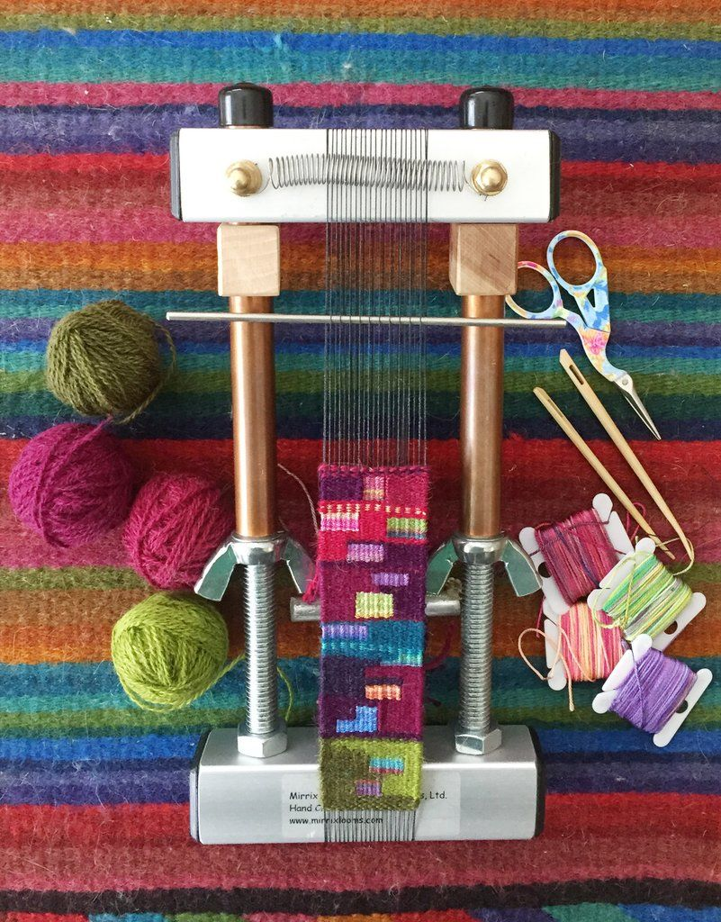 "5"" Mini Mirrix Loreli  Loom"
