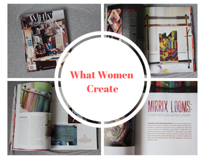 What Women Create Oct/Nov 2018 (Pre-Order)