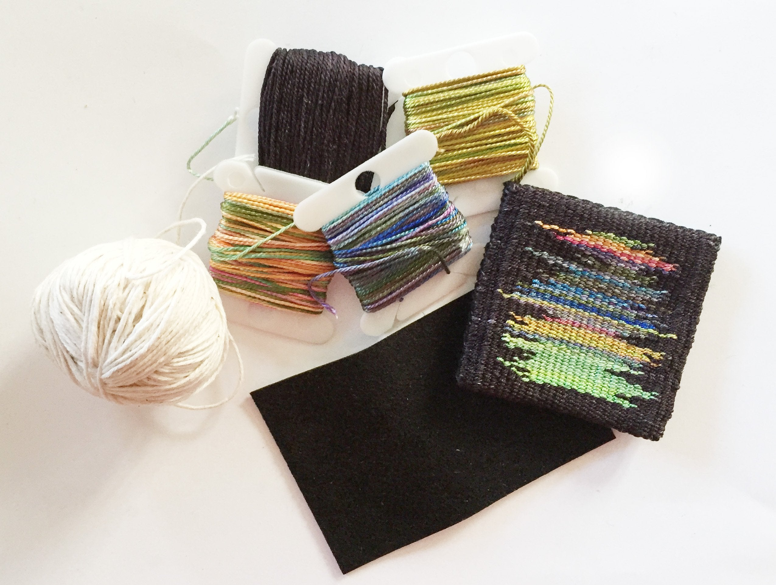Mini Tapestry Wall-Hanging Kits