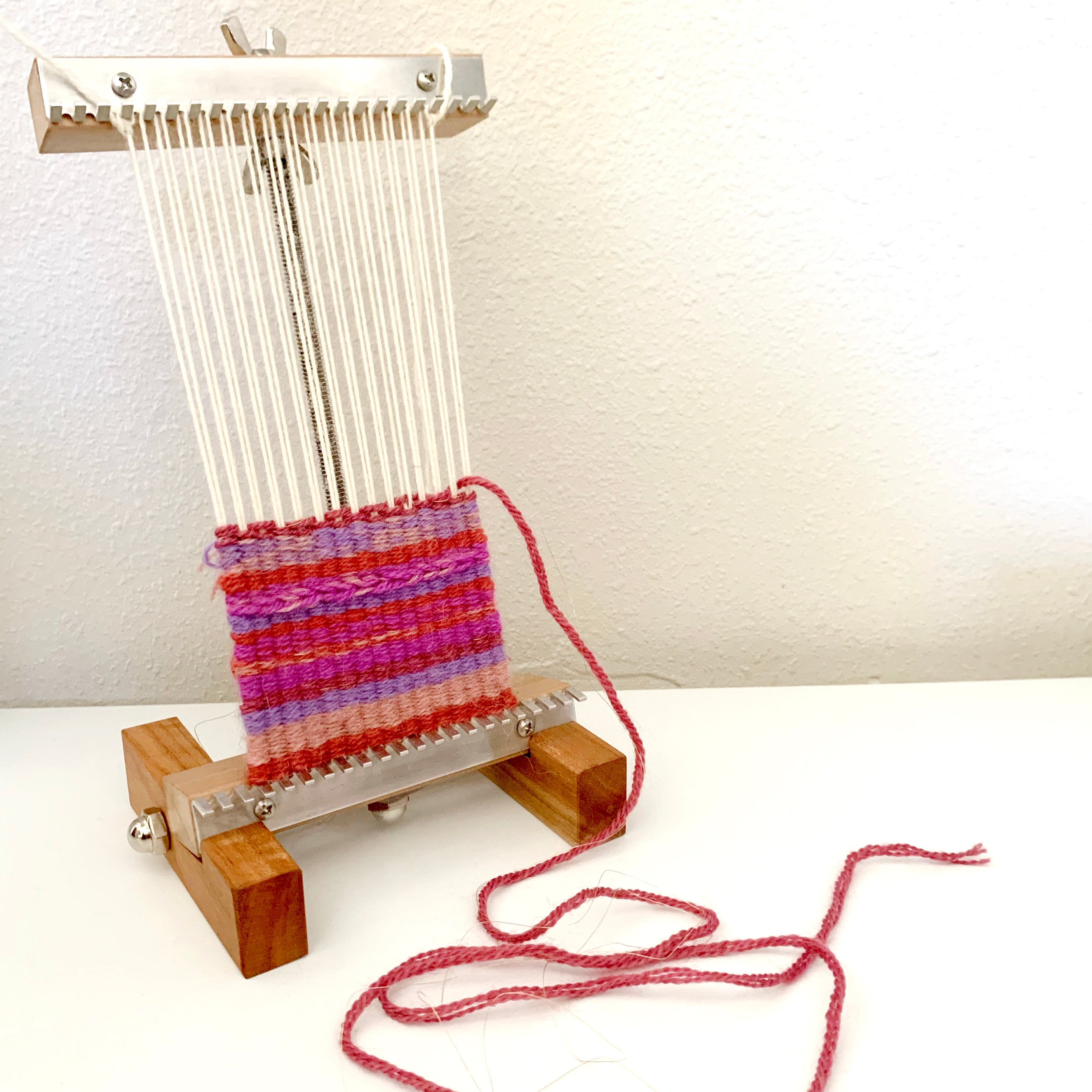 The Sandy Stand for The Saffron Pocket Loom