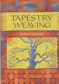 Tapestry Weaving by Kirsten Glasbrook