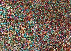 Mirrix Blend Bead Soup (30 grams)