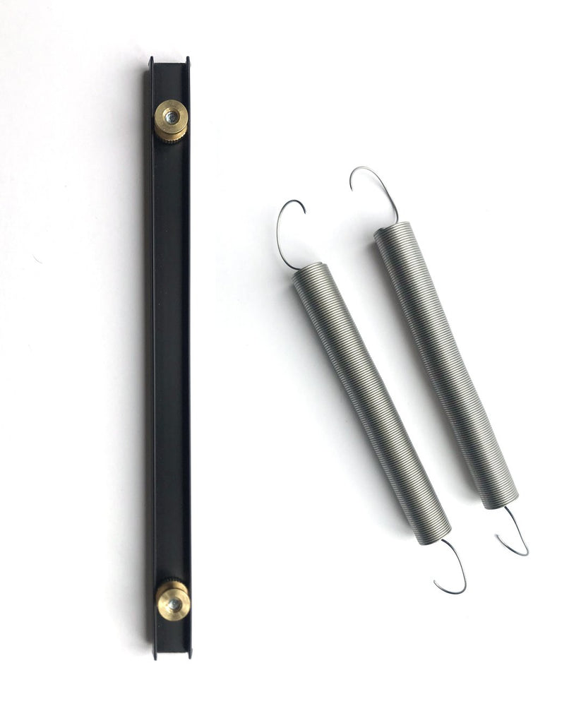 Bottom Spring Kit with Two 10 Dent Warp Coils