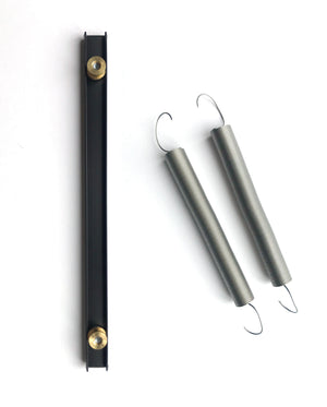 Bottom Spring Kit with Two 16 Dent Warp Coils