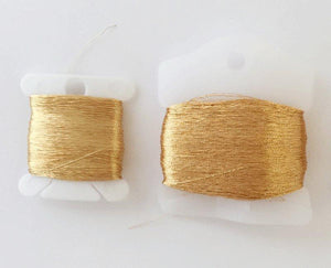 Gold Thread (on a Bobbin)