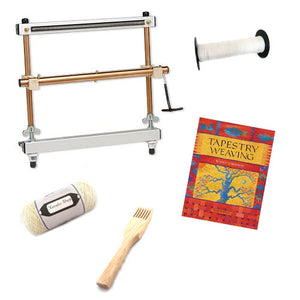 Just The Essentials Tapestry Loom Package