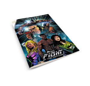 Fight of the Century Prestige Book [Physical + PDF] - rexco comics