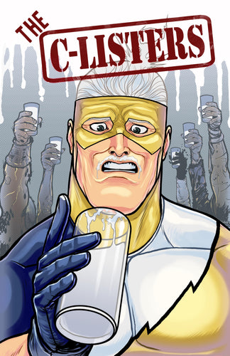 C-LISTERS #3 [Digital Comic]