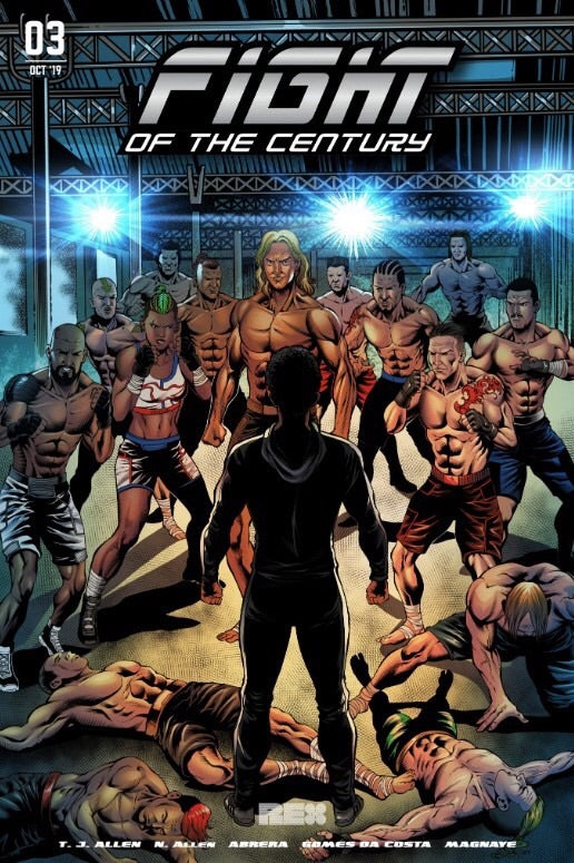 FIGHT OF THE CENTURY #3 PDF - rexco comics