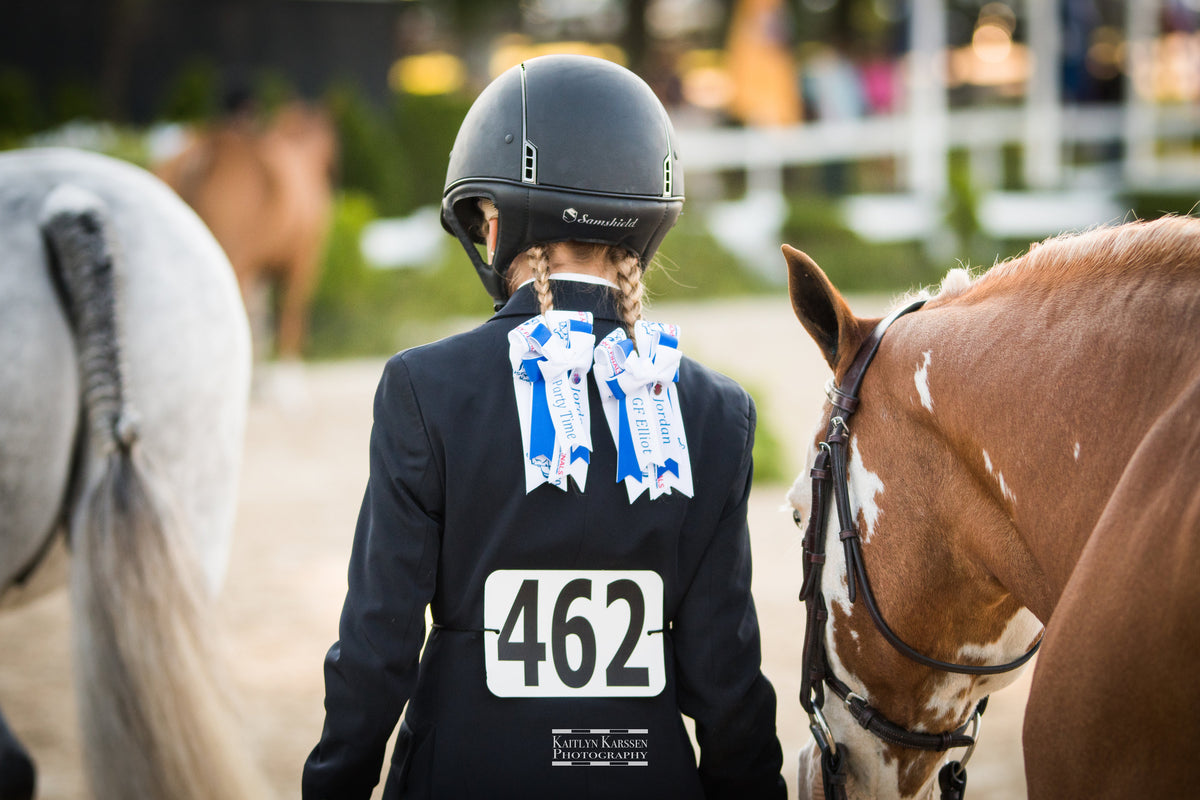 What Should Your Child Wear To A Horse Show Ponytail Bows Online