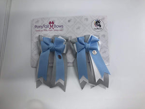 Sam PonyTail Bows