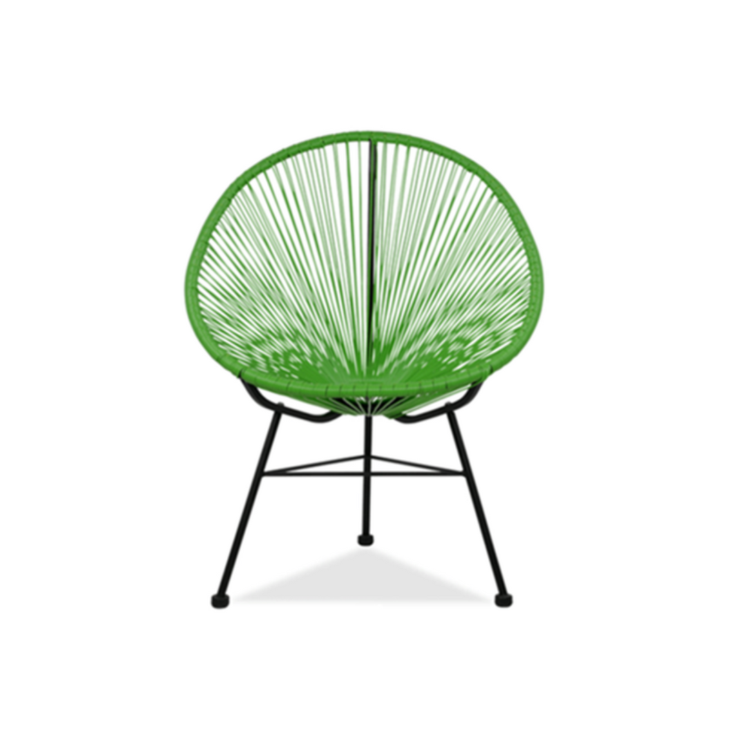 Reproduction of Acapulco Chair - Green