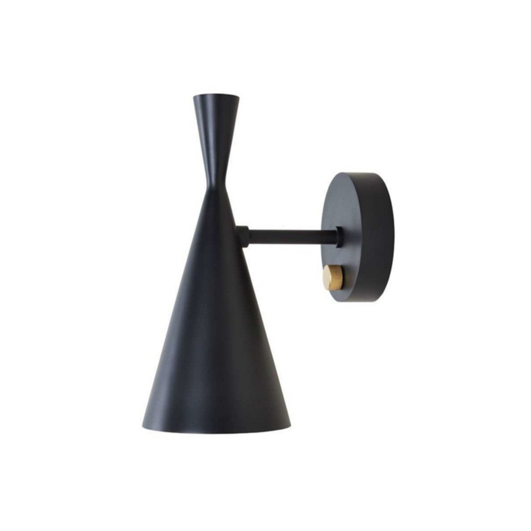 Reproduction of Beat Shade Tall Wall Lamp