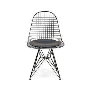 Reproduction of DKR Eiffel Black Wire Chair