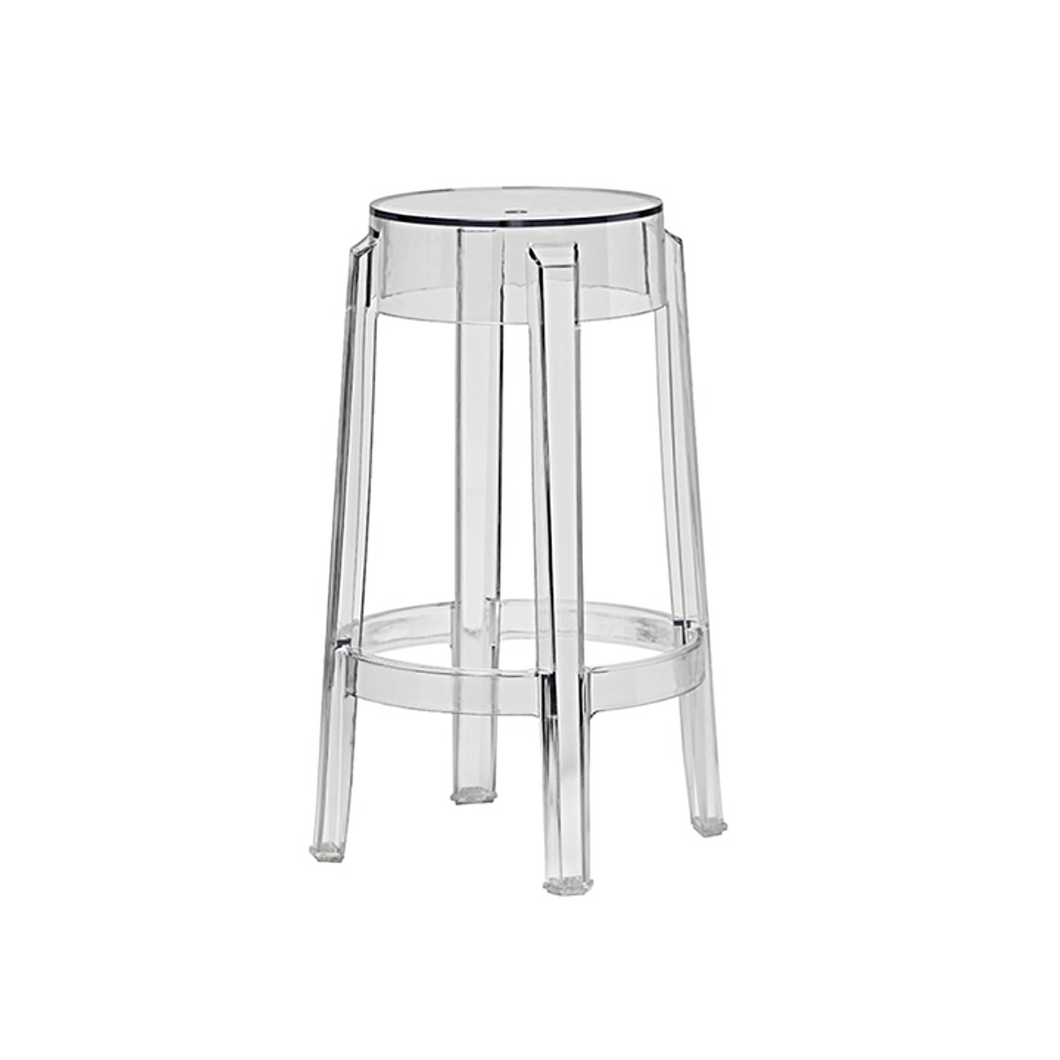Reproduction of Philippe Starck Ghost Stool