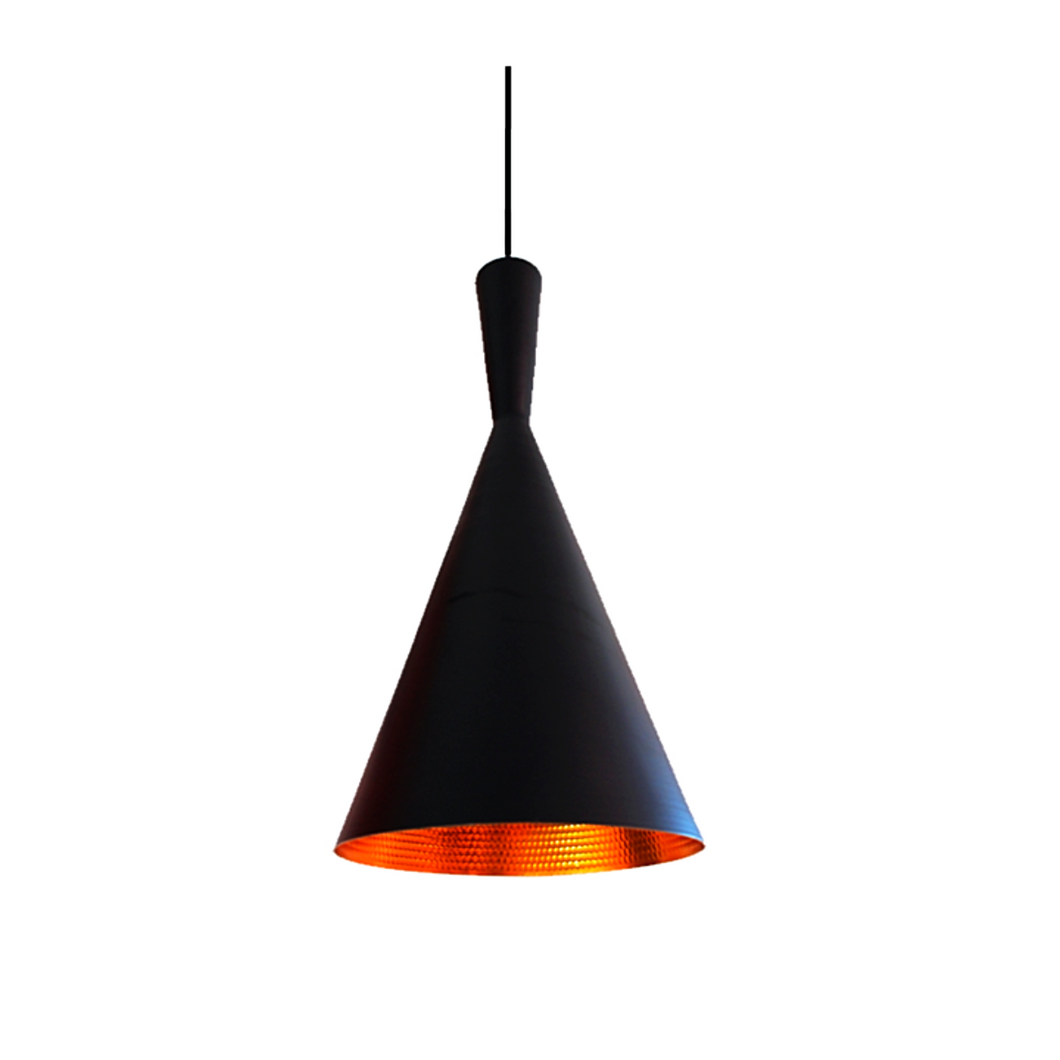 Reproduction of Tom Dixon Beat Shade Tall Pendant Lamp